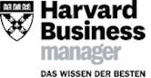 Harvard Business Manager || Logo